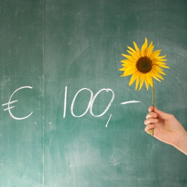 Gutschein - 100