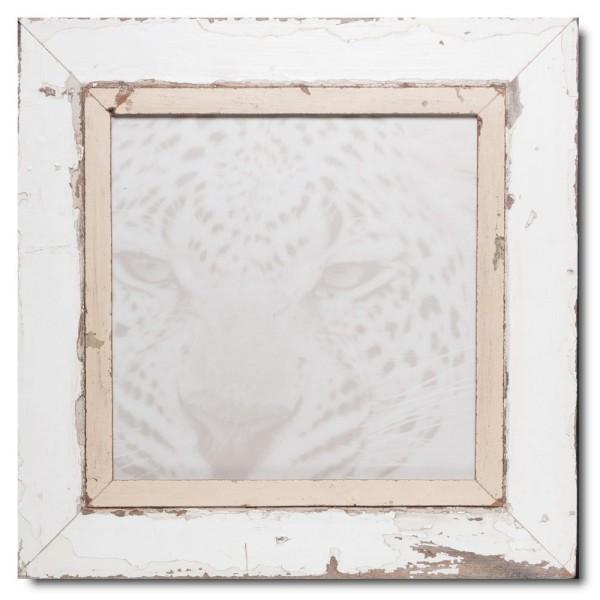 Altholz Bilderrahmen Quadrat
