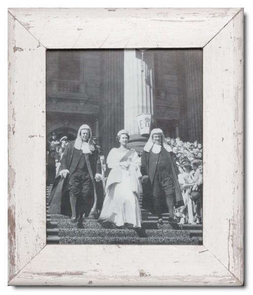 Vintage Bilderrahmen Basic für Fotogröße 20 x 25 cm