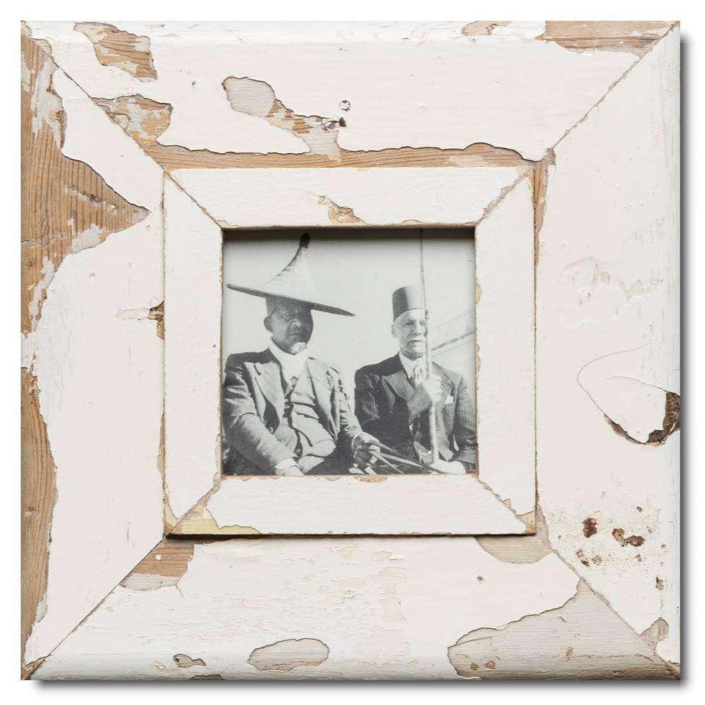 Altholz Bilderrahmen Quadrat für Bildgröße 10,5 x 10,5 aus Kapstadt ...