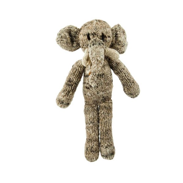 Woll-Elefant