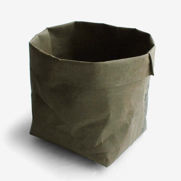 Papierkorb - Khaki