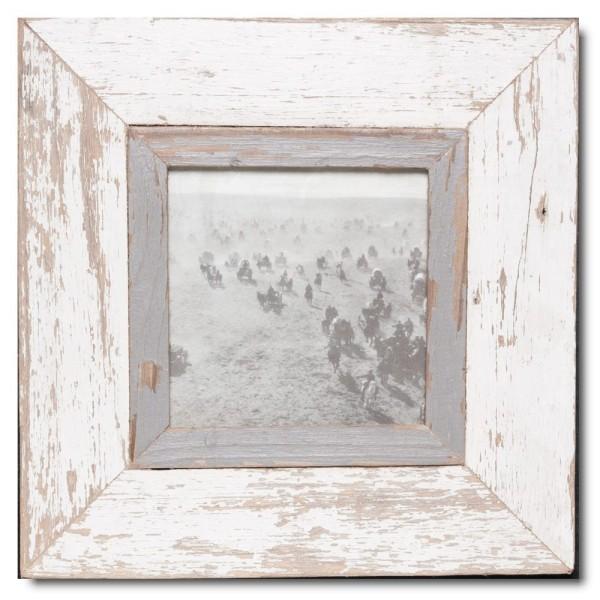 Altholz Bilderrahmen Quadrat für Fotogröße 14,8 x 14,8 aus Kapstadt