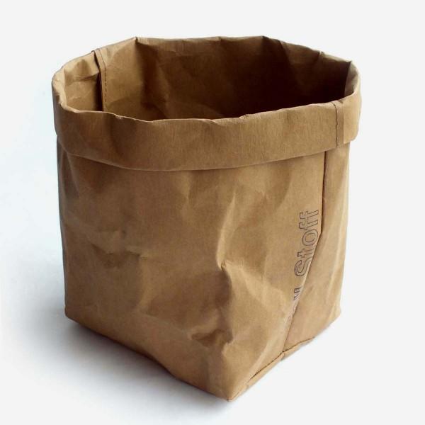 Papierkorb - Sand
