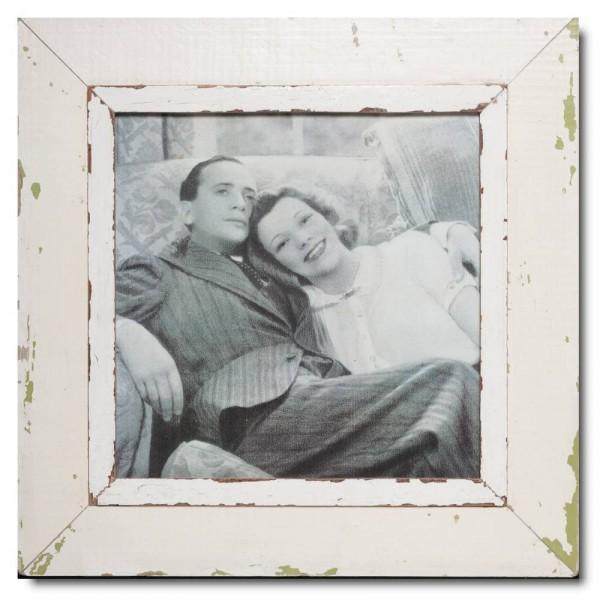Quadratischer Vintage Bilderrahmen für Bildformat 29,7 x 29,7