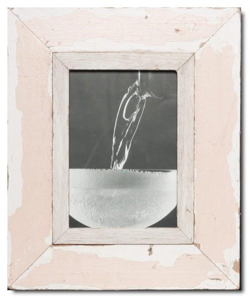 Altholz Bilderrahmen für Bildformat 14,8 x 21 cm aus Kapstadt
