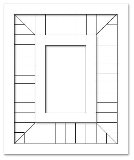 bilderrahmen a6 mosaik cape times. Black Bedroom Furniture Sets. Home Design Ideas