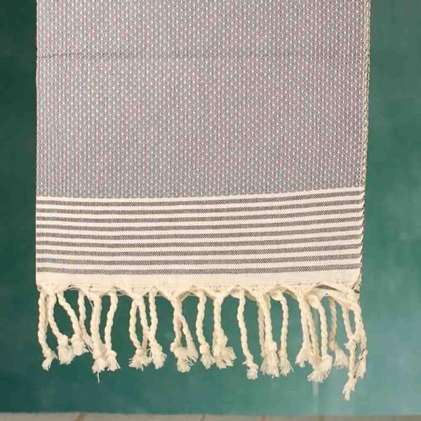 Hamam - Handtuch, Grau
