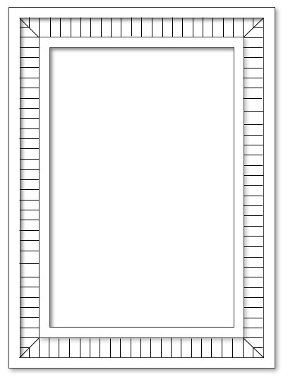 spiegel 55x74 a2 mosaik cape times. Black Bedroom Furniture Sets. Home Design Ideas