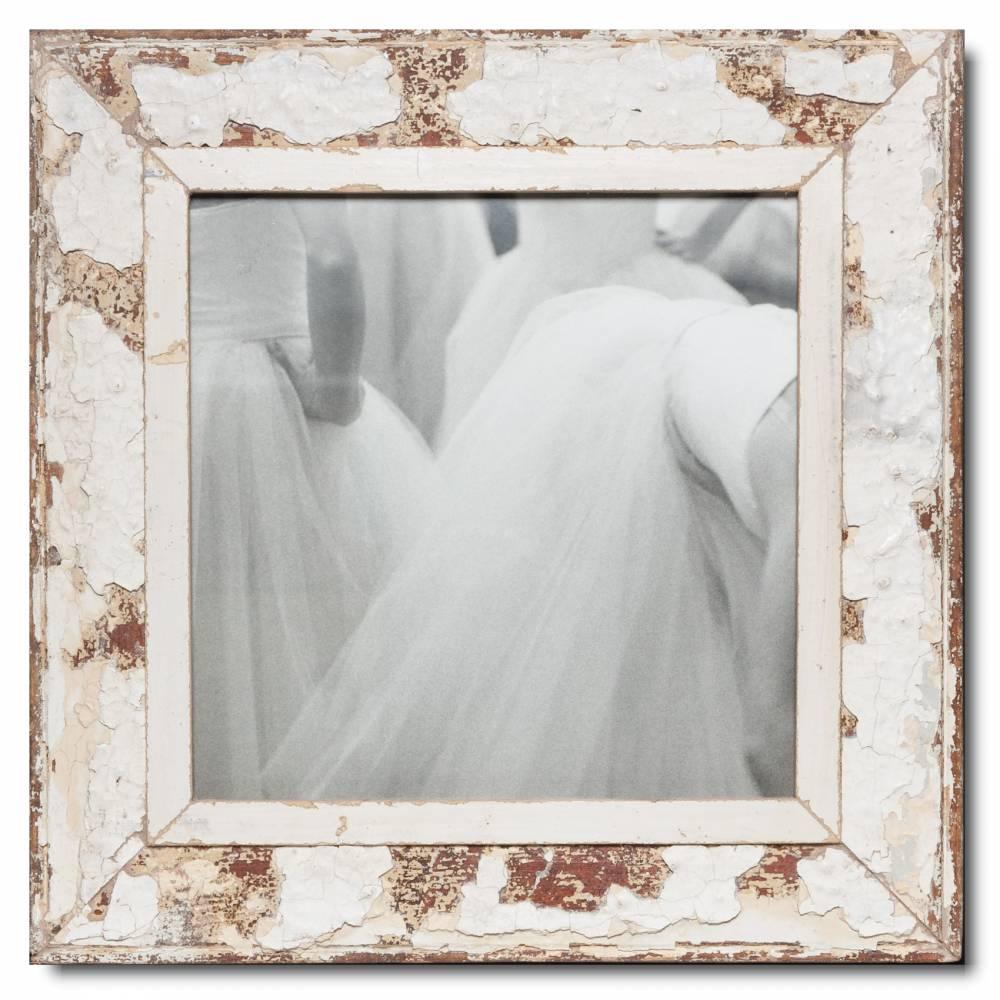 Quadratischer Vintage Bilderrahmen für Fotoformat 29,7 x 29,7 aus ...
