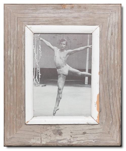 Altholz Bilderrahmen für Bildformat 14,8 x 21 cm