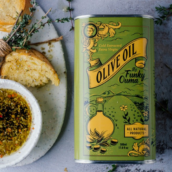 Funky Ouma Extra virgin Olivenöl