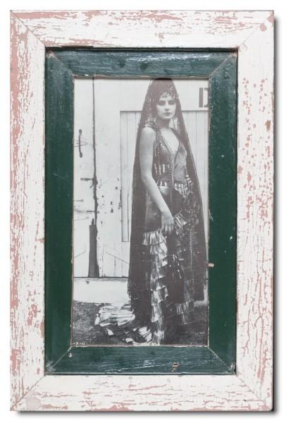 Panorama Vintage Bilderrahmen für Fotogröße 29,7 x 14,8 cm aus Kapstadt