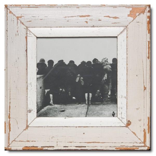 Quadratischer Vintage Bilderrahmen für Fotogröße 21 x 21 von Luna Designs