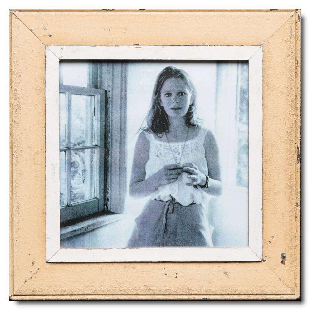 Quadratischer Vintage Bilderrahmen für Bildgröße DIN A3 Quadrat von ...