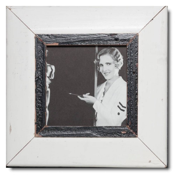 Quadratischer Vintage Bilderrahmen für Bildformat 14,8 x 14,8