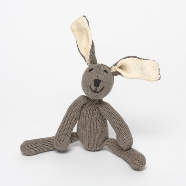 Cotton Bunny - Grey