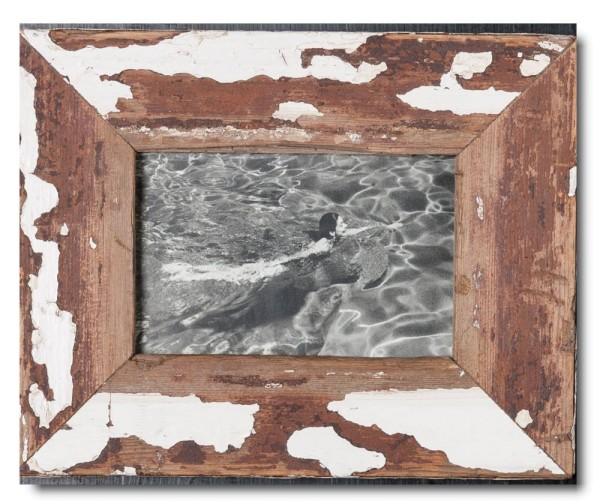 Basic Bilderrahmen aus recyceltem Holz für Bildgröße 10 x 15 cm aus Kapstadt