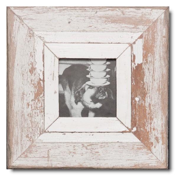 Quadratischer Vintage Bilderrahmen für Fotoformat 10,5 x 10,5