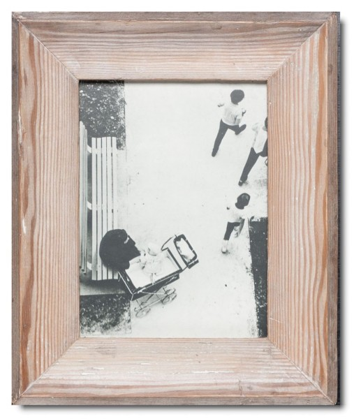 Basic Altholz Bilderrahmen für Bildformat 15 x 20 cm aus Kapstadt