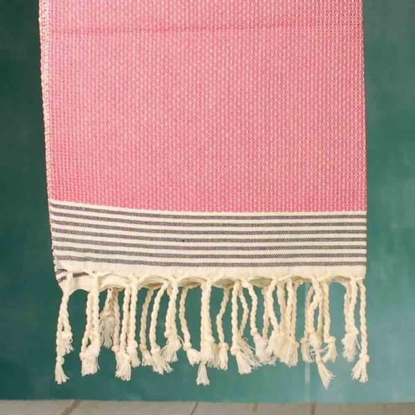 Hamam - Handtuch, Rot