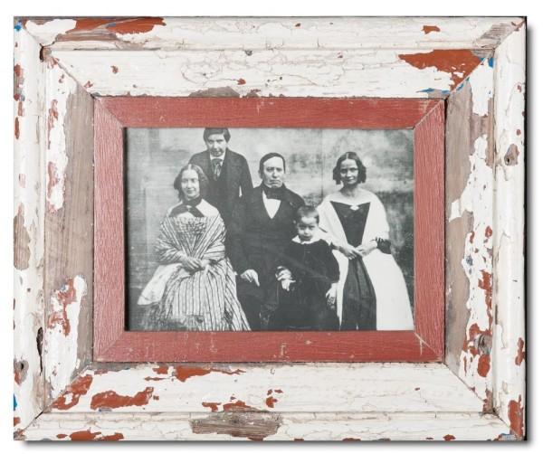 Vintage Bilderrahmen für Fotogröße DIN A5 von Luna Designs