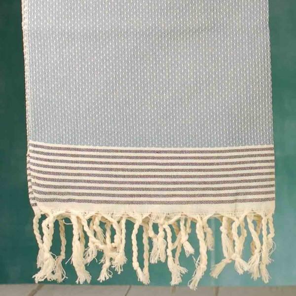 Hamam - Handtuch, Blau